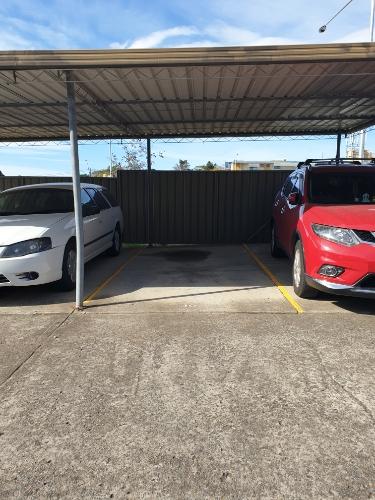 Undercover parking on Loftus St in Ashfield NSW 2131