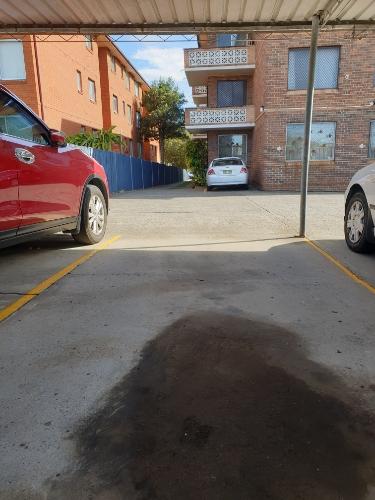 parking on Loftus St in Ashfield