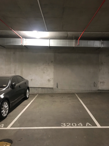 Indoor lot parking on Kavanagh St in Southbank VIC 3006