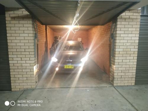 Lock up garage parking on Campbell St in Parramatta NSW 2150