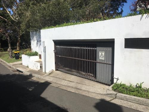 parking on Birkley Rd in Manly NSW 2095