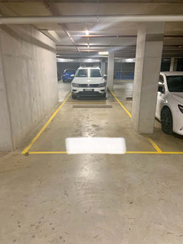 parking on Tempo Apartment in Bourke St