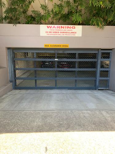 Indoor lot parking on Bourke Street in Woolloomooloo NSW