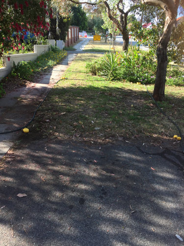 Outdoor lot parking on Viewway in Nedlands
