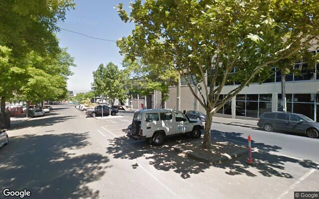 Indoor lot parking on Rosslyn St in West Melbourne VIC 3003
