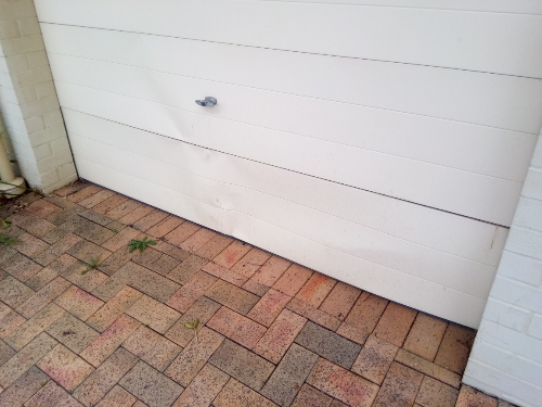 Driveway parking on Konrads Ave in Newington NSW 2127