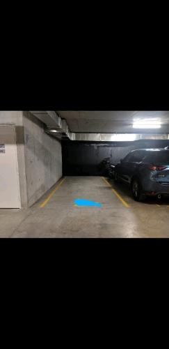 Indoor lot parking on Sydney Park Rd in Erskineville NSW 2043