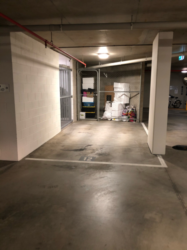Indoor lot parking on Ferry Rd in West End QLD 4101