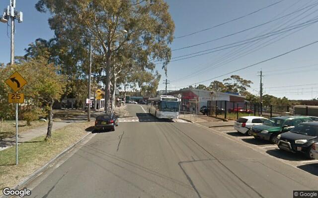 Lock up garage parking on Weston St in Panania NSW 2213