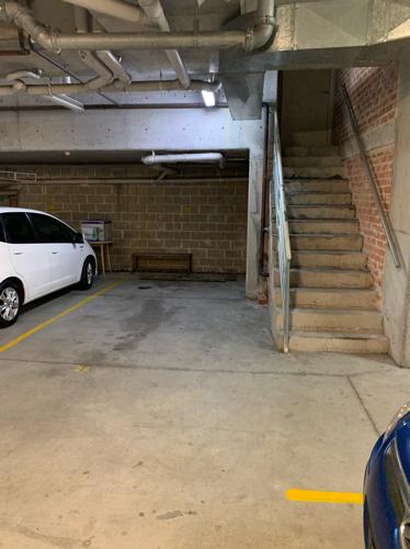 Lock up garage parking on Regent St in Redfern