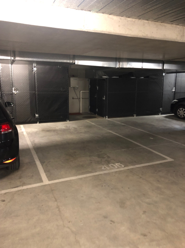 Indoor lot parking on Victoria St in Fitzroy VIC 3065