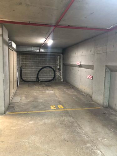 Lock up garage parking on Harvey St in Pyrmont NSW 2009