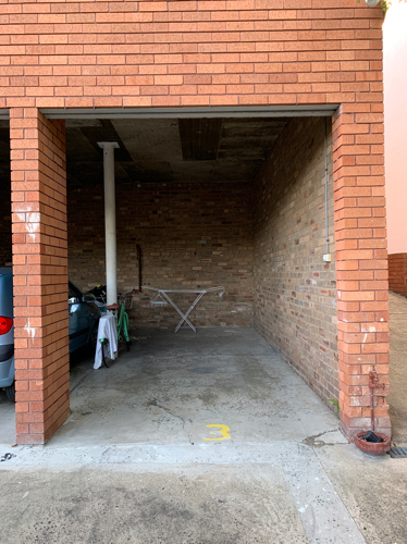 parking on Dolphin St in Randwick
