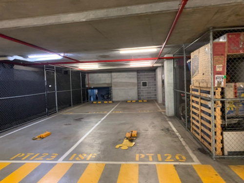 Indoor lot parking on Distillery Dr in Pyrmont NSW 2009
