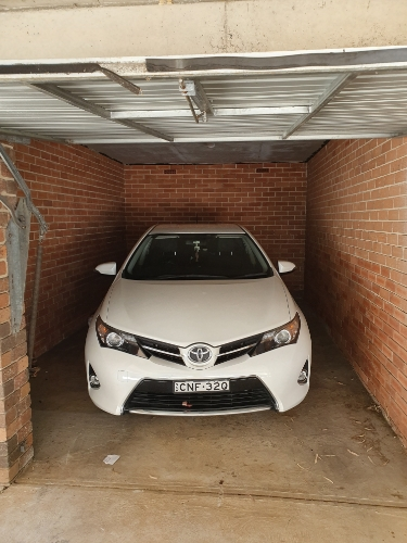 Great parking in Parramatta