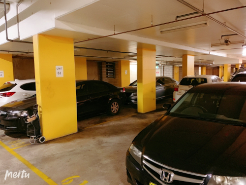 Indoor lot parking on bigge st in Warwick farm