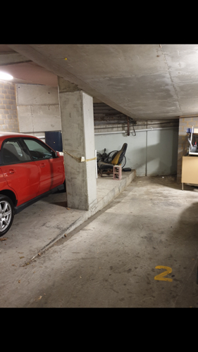 Indoor lot parking on Lawson Square in Redfern