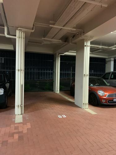 Lock up garage parking on Wellington St in Perth WA 6004