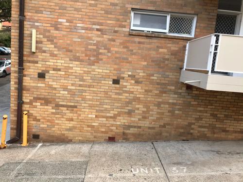 Outdoor lot parking on Ocean St N in Bondi NSW 2026