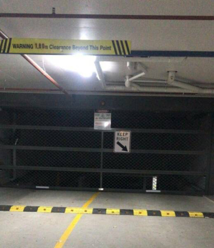 Indoor lot parking on Pacific Parade in Dee Why NSW 2099