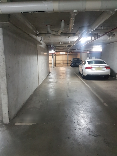 Indoor lot parking on Dudley Street in West Melbourne VIC