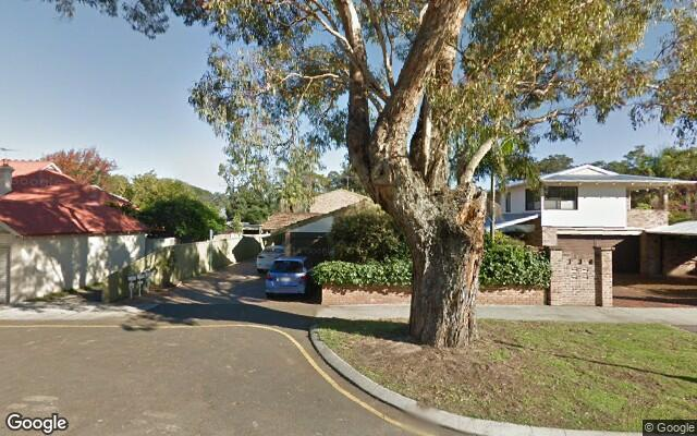 Driveway parking on Austin St in Shenton Park WA 6008