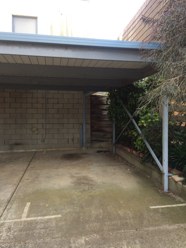 Carport parking on The Vaucluse in Richmond VIC 3121