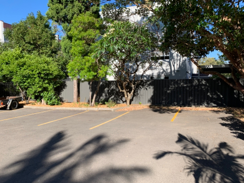 Outdoor lot parking on Corrimal St in Wollongong NSW 2500