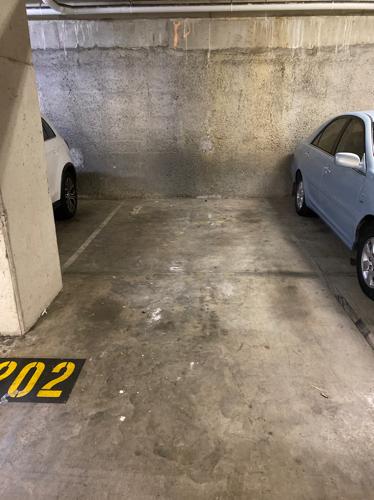 parking on Kensington St in Kogarah