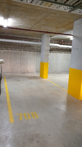 Indoor lot parking on GUESS AVENUE in WOLLI CREEK