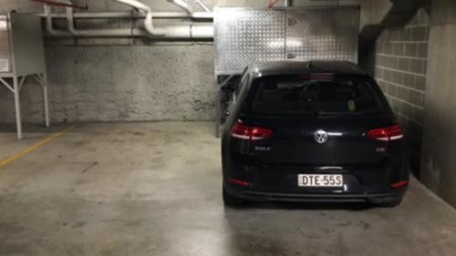 Indoor lot parking on O'Brien St in Bondi Beach