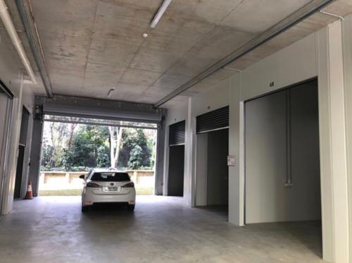 Lock up garage parking on Mars Rd in Lane Cove West
