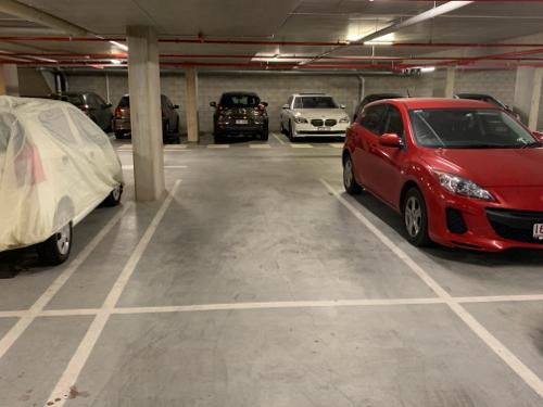 Indoor lot parking on Tondara Ln in West End