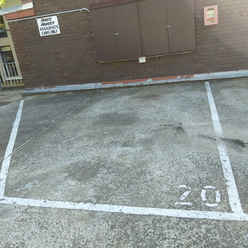 parking on Darling Street in South Yarra Victoria