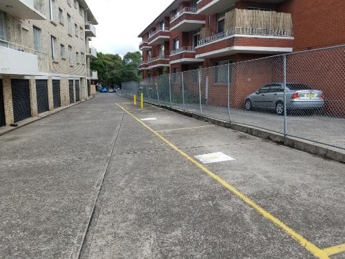 Outside parking on Loftus St in Ashfield
