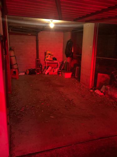 Lock up garage parking on Mantaka Street in Blacktown New South Wales