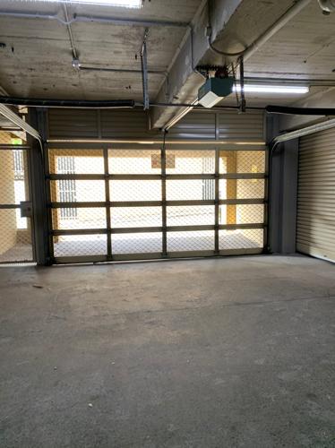 Indoor lot parking on Queen St in Glebe