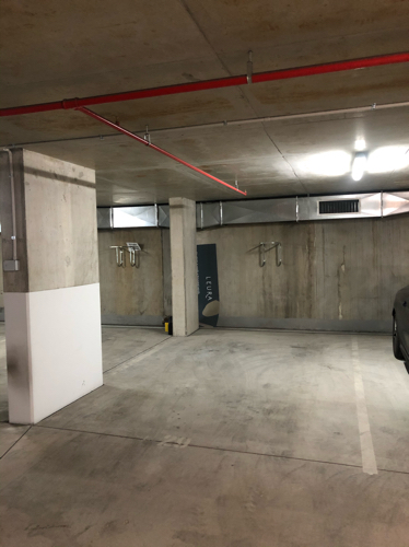 Indoor lot parking on St Pauls Terrace in Bowen Hills
