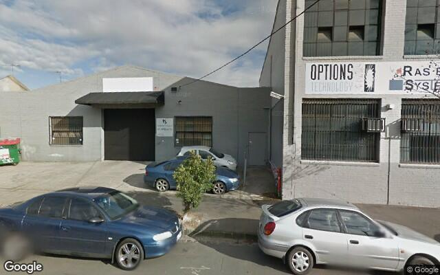 Indoor lot parking on William St in Abbotsford VIC 3067