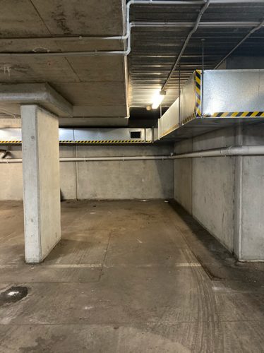 Indoor lot parking on Orrong Rd in St Kilda East