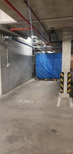 Secure car park near North Richmond station