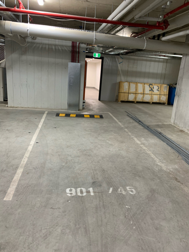 Indoor lot parking on Ainslie Ave in Canberra
