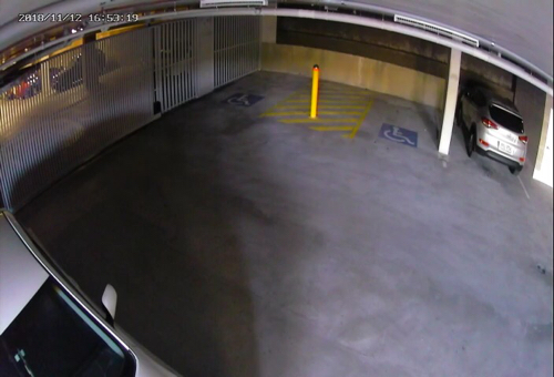 Secure & clean underground car space near UQ