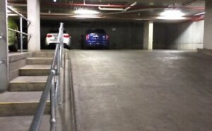 Indoor lot parking on Marmion Pl in Docklands