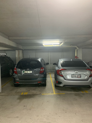 Undercover parking on High Street in Mascot New South Wales