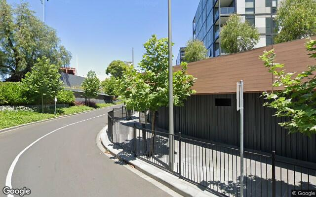 Indoor lot parking on Evergreen Mews in Armadale