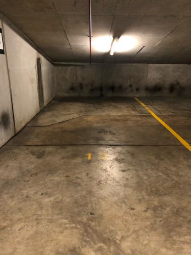 parking on Walker St in North Sydney