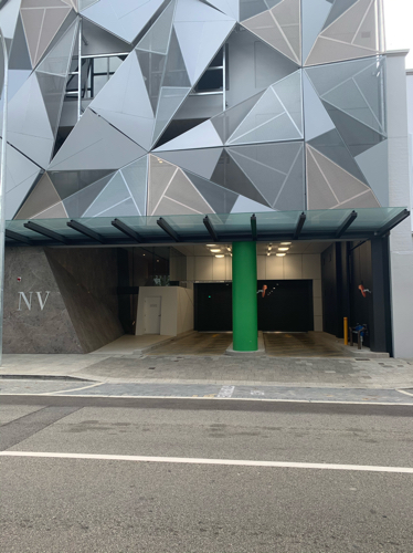 Indoor lot parking on Murray Street in Perth Western Australia