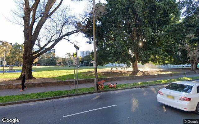 parking on Wattle St in Ultimo