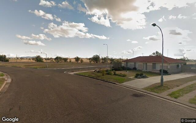 parking on Flemming Cres in West Tamworth
